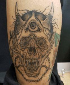 Spokane Washington Tattoo Artist 32