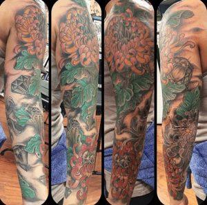 Spokane Washington Tattoo Artist 5