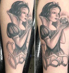 Spokane Washington Tattoo Artist 17