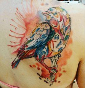 Spokane Tattoo Artist Zack Woods 1