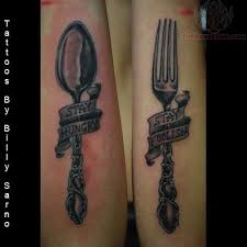 Spoon Tattoo Meaning 12
