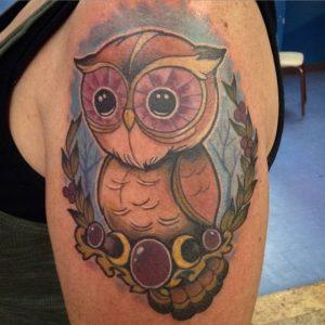 St Louis Tattoo Artist Chelsea Holloway 1