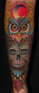 St Louis Tattoo Artist Josh Chapman 1