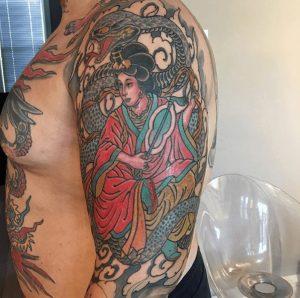 St Louis Missouri Tattoo Artist 5