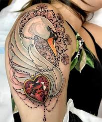 Swan Tattoo Meaning 1