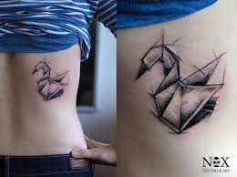 Swan Tattoo Meaning 17