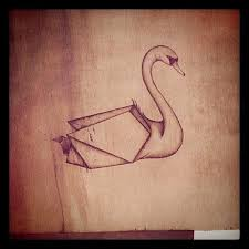 Swan Tattoo Meaning 26