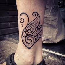 Swan Tattoo Meaning 31