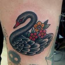 Swan Tattoo Meaning 41