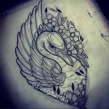 Swan Tattoo Meaning 8
