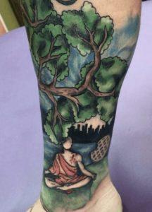 Tallahassee Florida Tattoo Artist 13