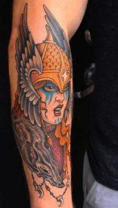 Tallahassee Florida Tattoo Artist 8