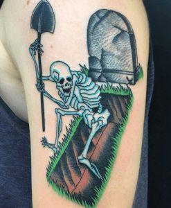 Tallahassee Florida Tattoo Artist 16