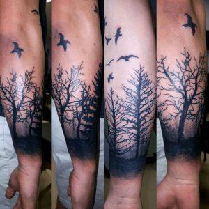 Tallahassee Tattoo Shop Solid Ink 3