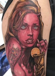 Tampa Florida Tattoo Artist 16