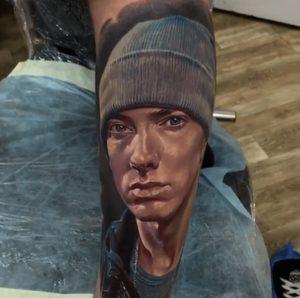 Tattoo Artist Dmitriy Samohin 1