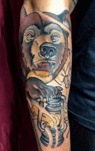 Toronto Tattoo Artist 32