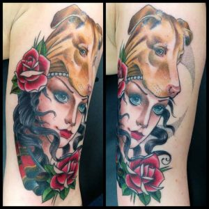 Toronto Tattoo Artist David Glantz 3