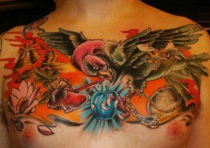Toronto Tattoo Artist George Brown III 2
