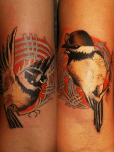 Toronto Tattoo Artist George Brown III 3