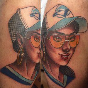 Toronto Tattoo Artist Lizzie Renaud 2