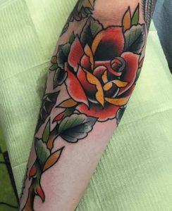 Toronto Tattoo Artist 4