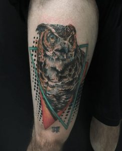 Toronto Tattoo Artst Derek Lewis 2
