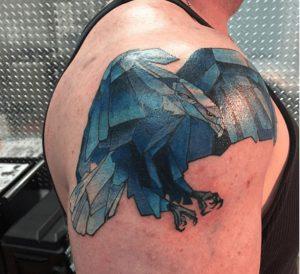 Toronto Tattoo Artst Pauline 1