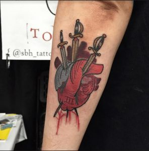 Toronto Tattoo Artist 30