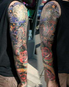 Toronto Tattoo Shop The Okey Doke Tattoo 1