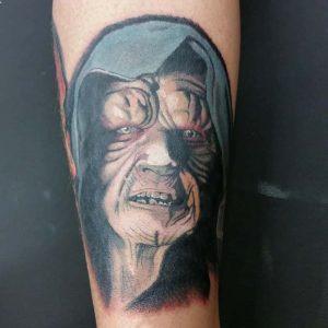 Dallas Tattoo Artist 4