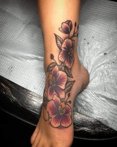 Best Floral Tattoo Artist 9