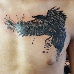Vancouver Tattoo Artist Alex 1