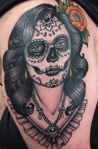 Vancouver Tattoo Artist 23