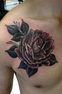 Vancouver Tattoo Artist Chad Woodley 1