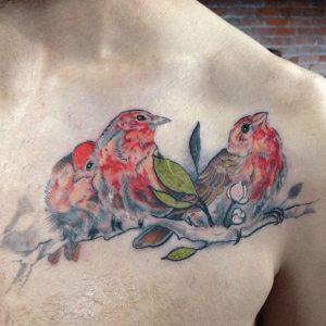 Vancouver Tattoo Artist Craig Gilbert 2