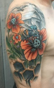 Vancouver Tattoo Artist 5