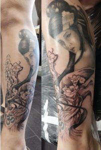 Vancouver Tattoo Shop Darkday Studio 1