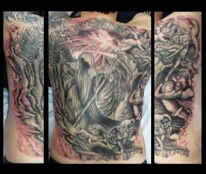 Vancouver Tattoo Shop Darkday Studio 2