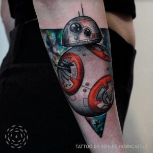 Vancouver Tattoo Artist 31