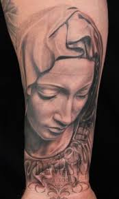 Virgin Mary Tattoo Meaning 15