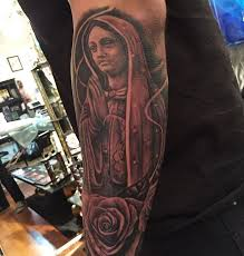 Virgin Mary Tattoo Meaning 19