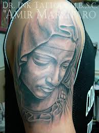 Virgin Mary Tattoo Meaning 20