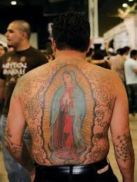 Virgin Mary Tattoo Meaning 35