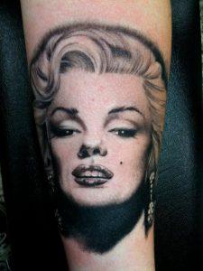 Virginia Beach Tattoo Artist Cliff Evans 1