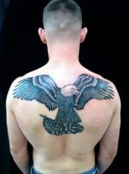 Washington DC Tattoo Artist Butch 2