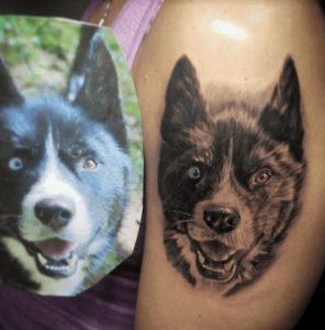 Washington DC Tattoo Artist 3