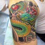 Washington DC Tattoo Artist Tim Corun 2