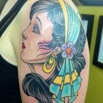 Washington DC Tattoo Artist Tim Corun 3
