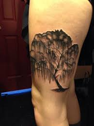 Willow Tree Tattoo Meaning 11